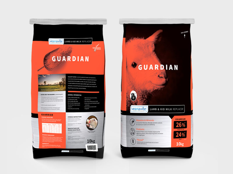Redesign of Veanavite 10kg packaging
